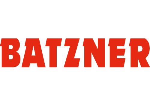 rotes Logo von Batzner