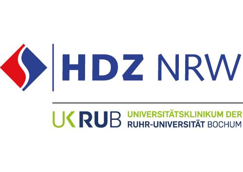 Logo der HDZ NRW