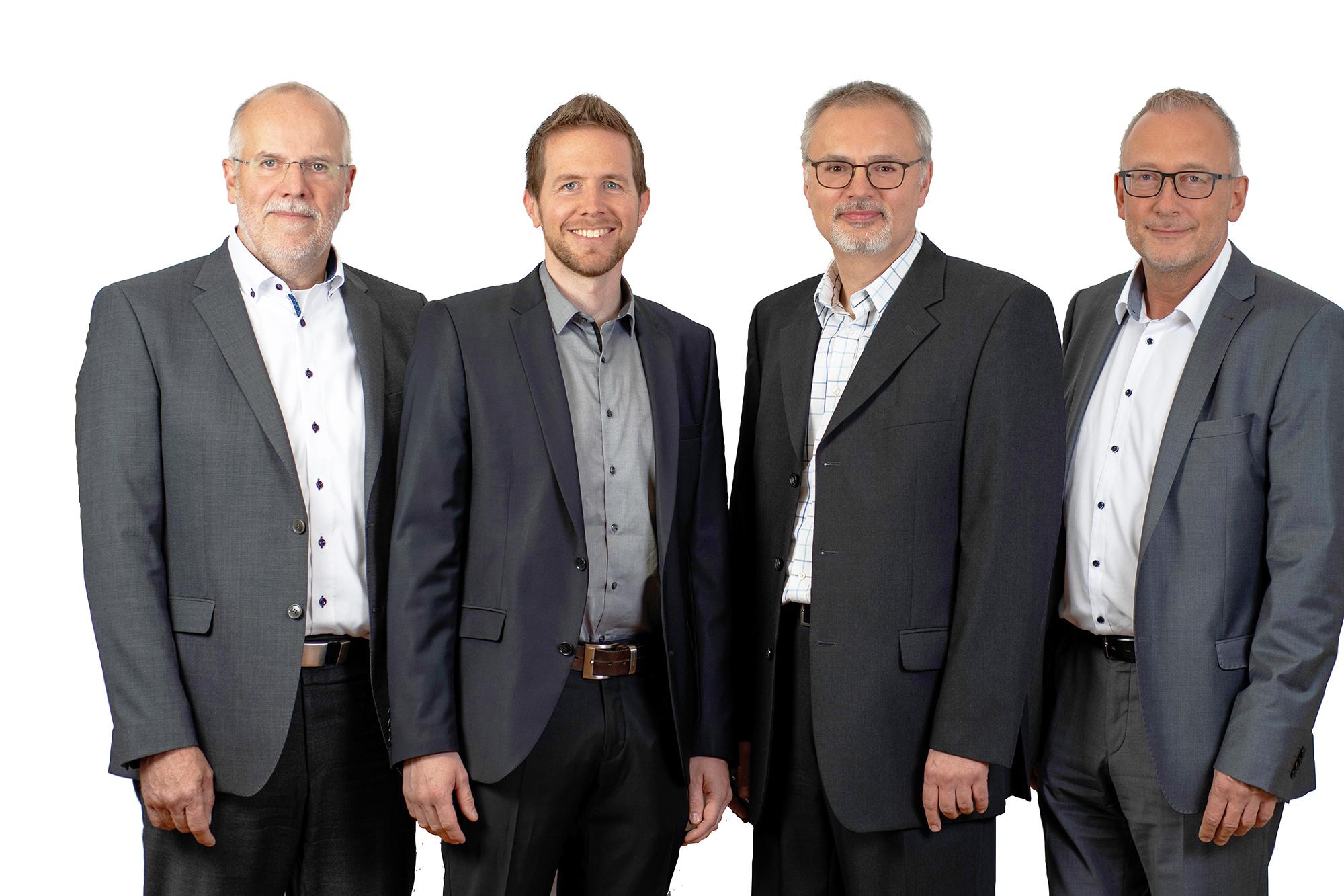 Bild: Mitglieder der Geschäftsführung