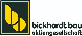 Logo der Bickhardt Bau Aktiengesellschaft