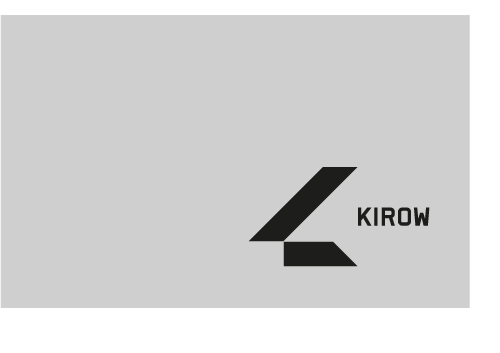 graues Logo von Kirow