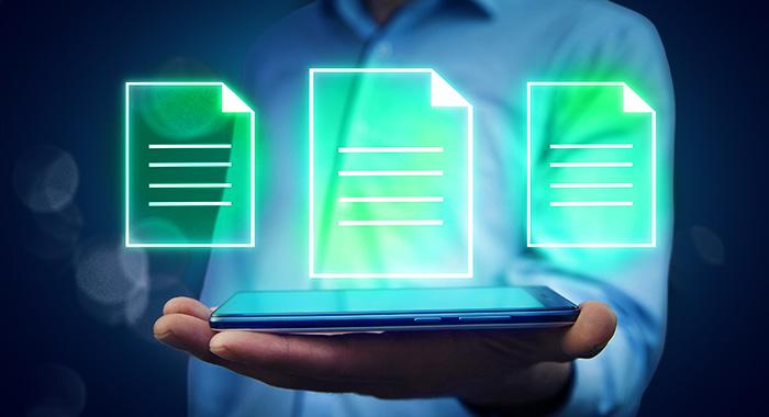 digitale dokumente