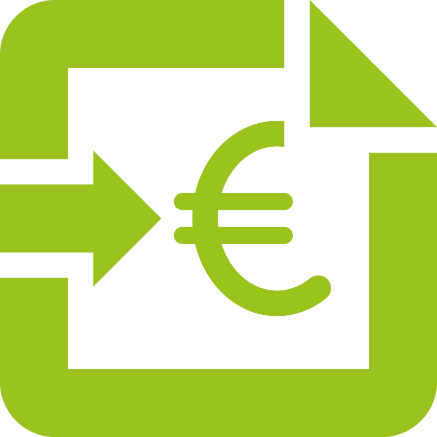 Icon Phoenix Invoice grün