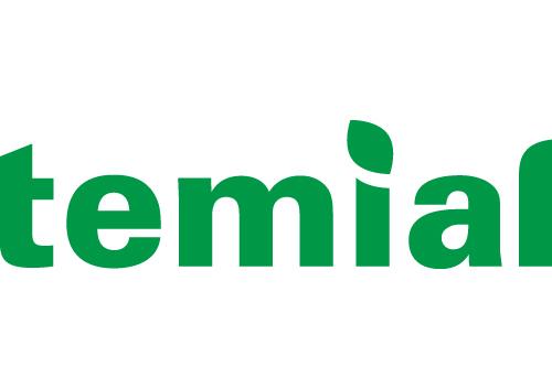 grünes Logo von Temial